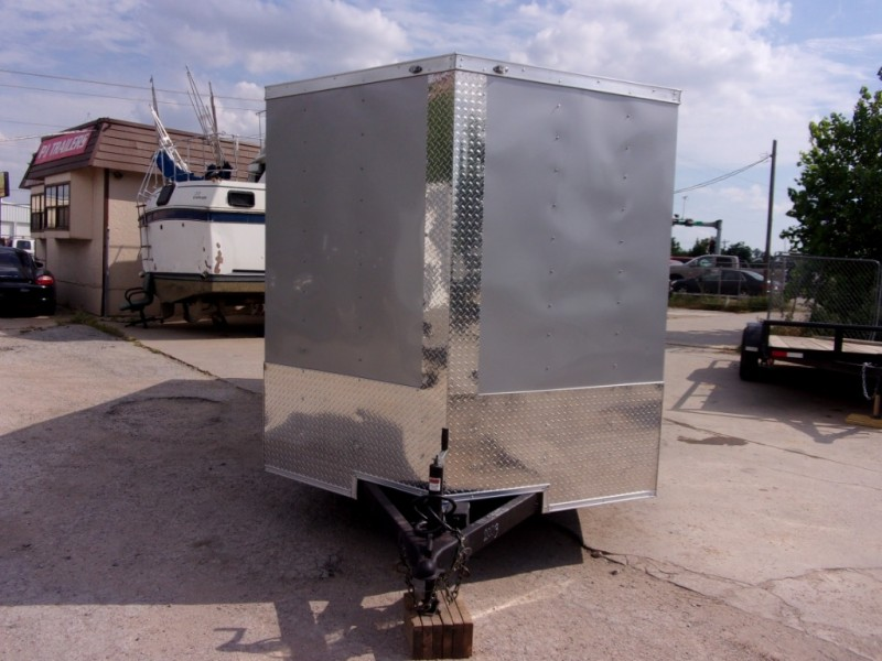 Deep South Trailers 7X16 ENCLOSED 2019 price $4,995