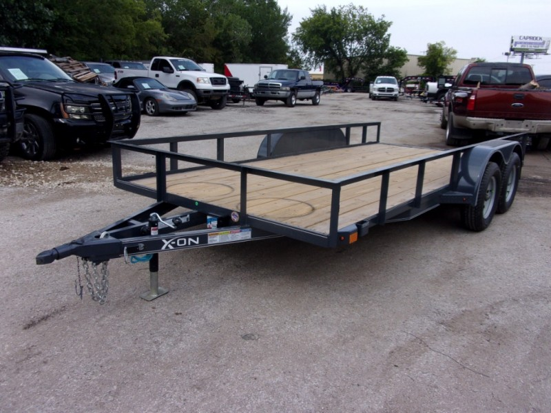 X-ON 16X83 UTILITY TRAILER 2019 price $2,195