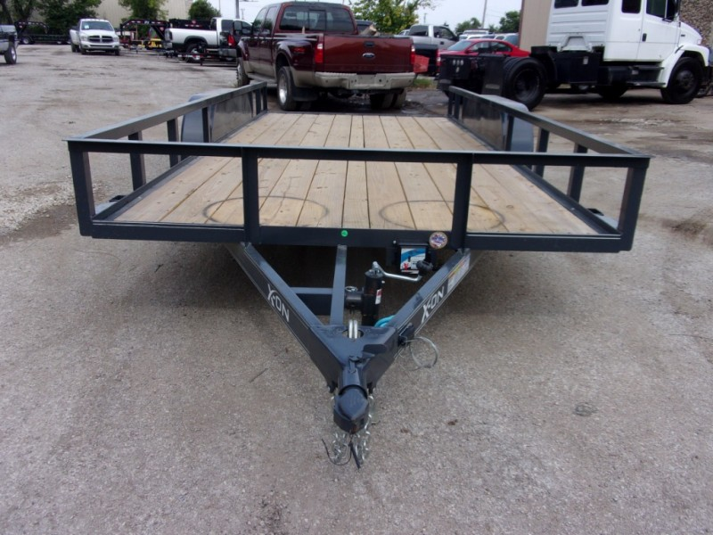 X-ON 16X83 UTILITY TRAILER 2019 price $2,195