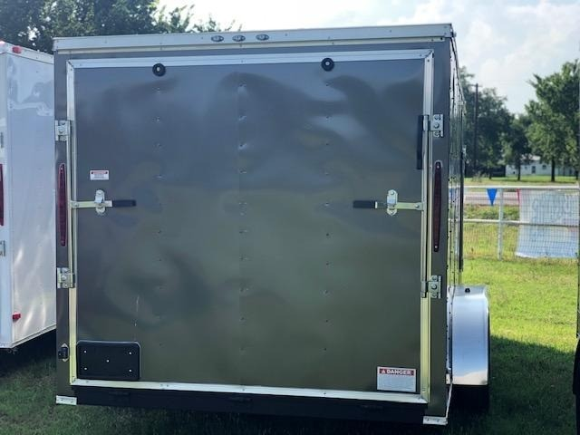 Deep South Trailers 14X7 ENCLOSED 2019 price $4,495