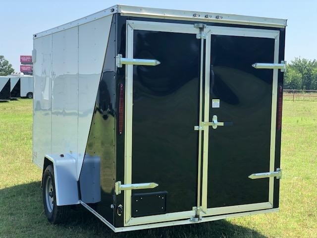 Deep South Trailers 12X6 ENCLOSED CARGO TRAILER 2019 price $2,995