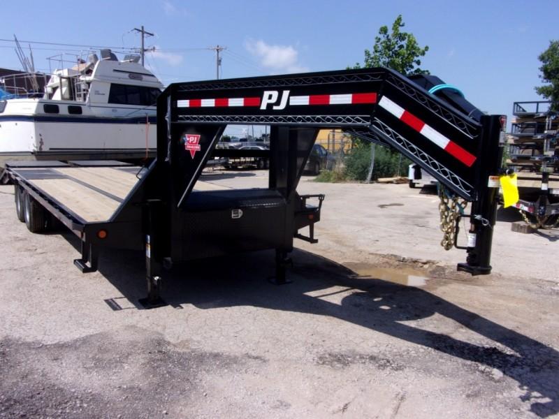 PJ Trailers 25 FT LOW PRO FLATDECK 2019 price $12,295