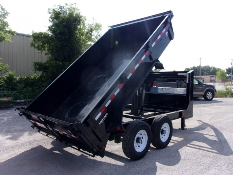 PJ Trailers 12X83 LOW PRO DUMP 2019 price $9,395