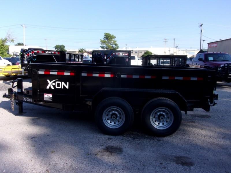 X-ON 12X83 DUMP TRAILER 2019 price $7,595