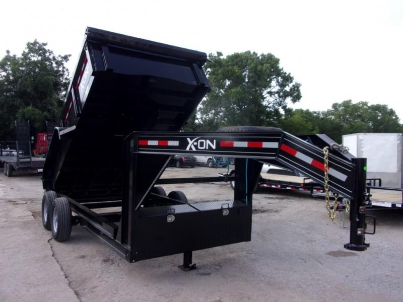 X-ON 14X83 GOSSENECK DUMP 2019 price $8,595