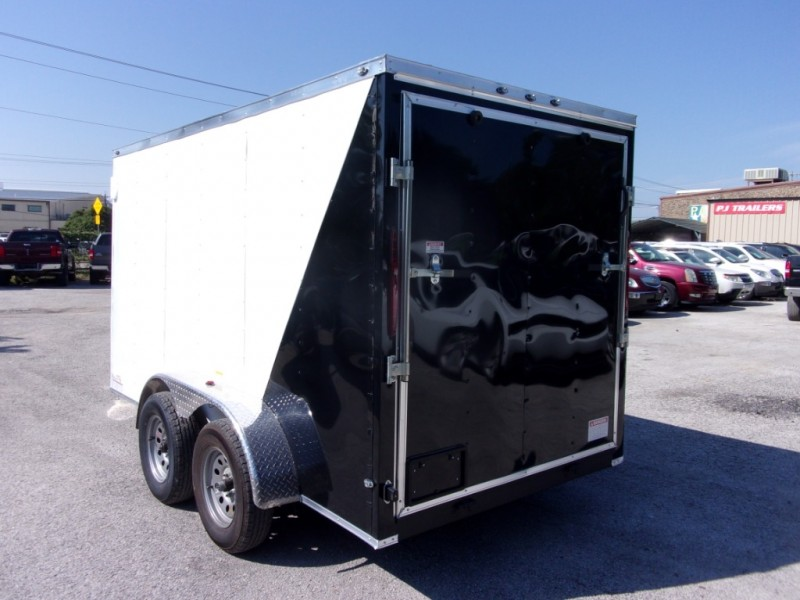 Deep South Trailers 12X6 ENCLOSED TRAILER 2019 price $4,995