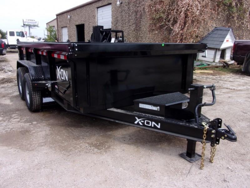 X-ON 14X83 DUMP TRAILER 2019 price $7,895