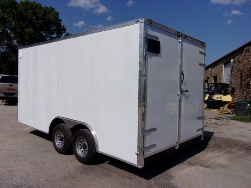 Deep South Trailers 14X8 ENCLOSED 2 AXLES 2019 price $3,495