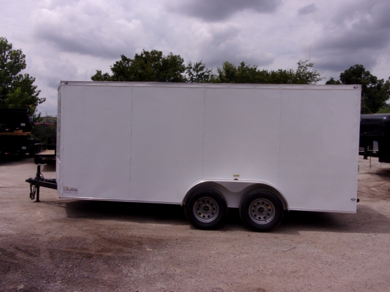 Deep South Trailers 16X7 ENCLOSED TRAILER 2020 price $5,995