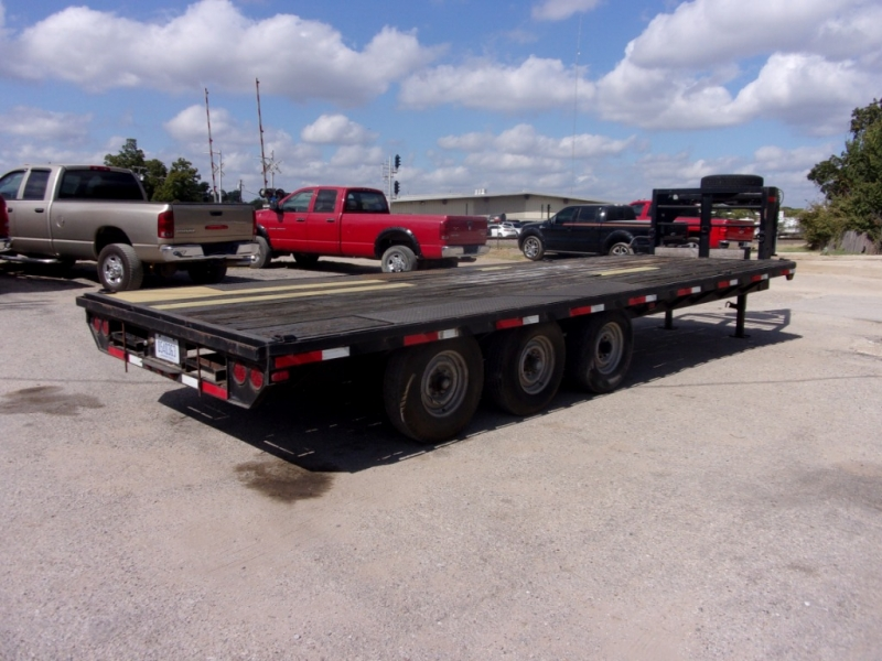 HOMEMADE TRAILER CARHAULER 24FT 2006 price $3,595