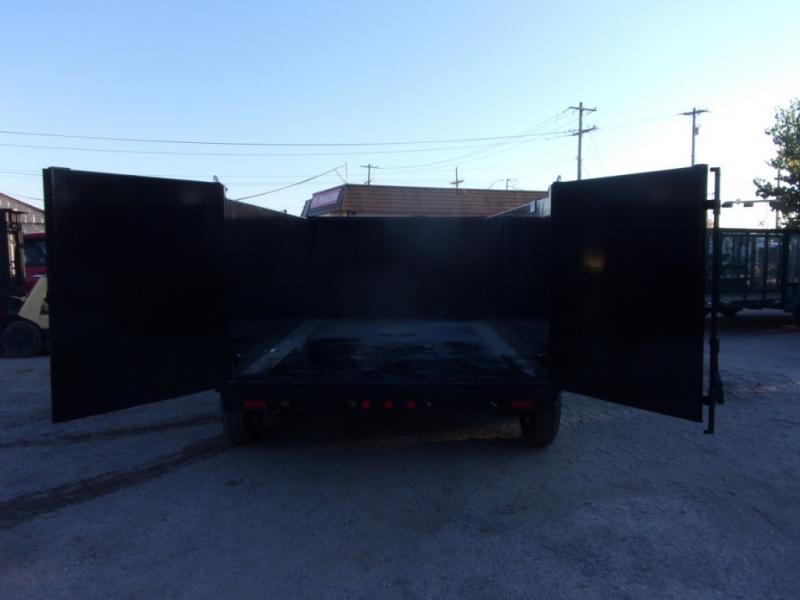 PJ Trailers 12X83 HIGH SIDE DUMP 2020 price $8,795