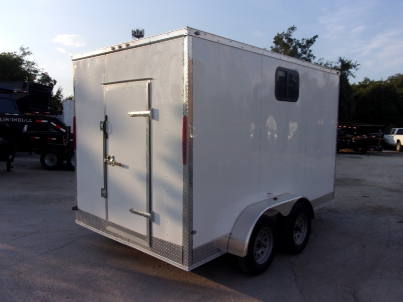 Deep South Trailers 12X6 ENCLOSED TRAILER 2020 price $3,295