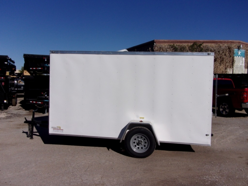 Deep South Trailers 6X12 ENCLOSED 2020 price $3,295