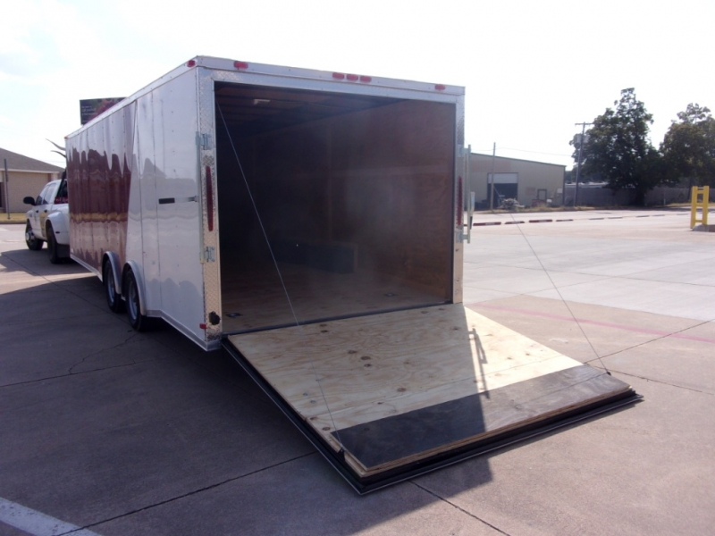 Deep South Trailers 24X8.5 ENCLOSED 2020 price $6,195