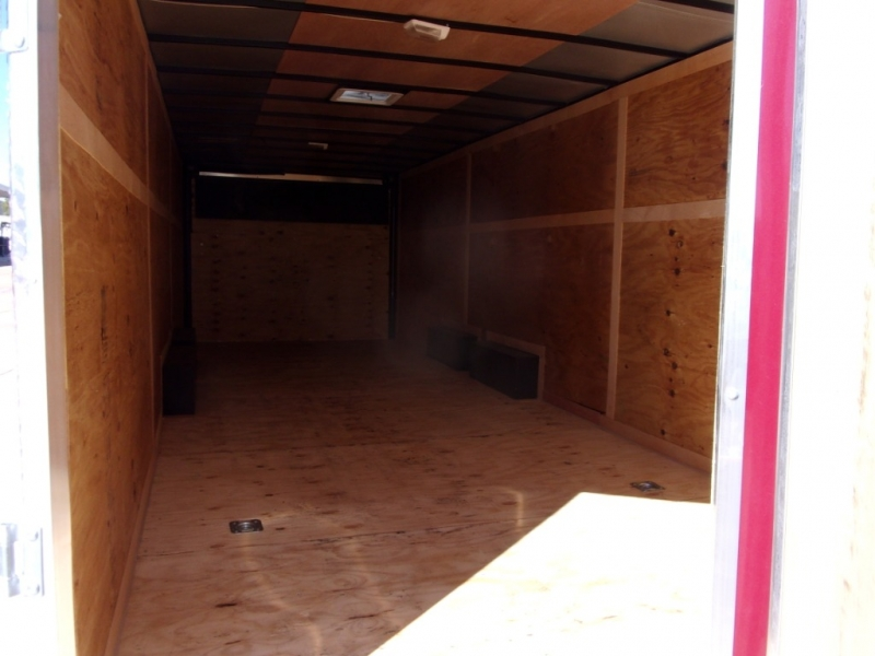 Deep South Trailers 24X8.5 ENCLOSED TRAILER 2020 price $6,195