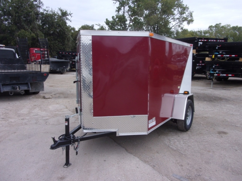Deep South Trailers 8X5 ENCLOSED 2020 price $1,995