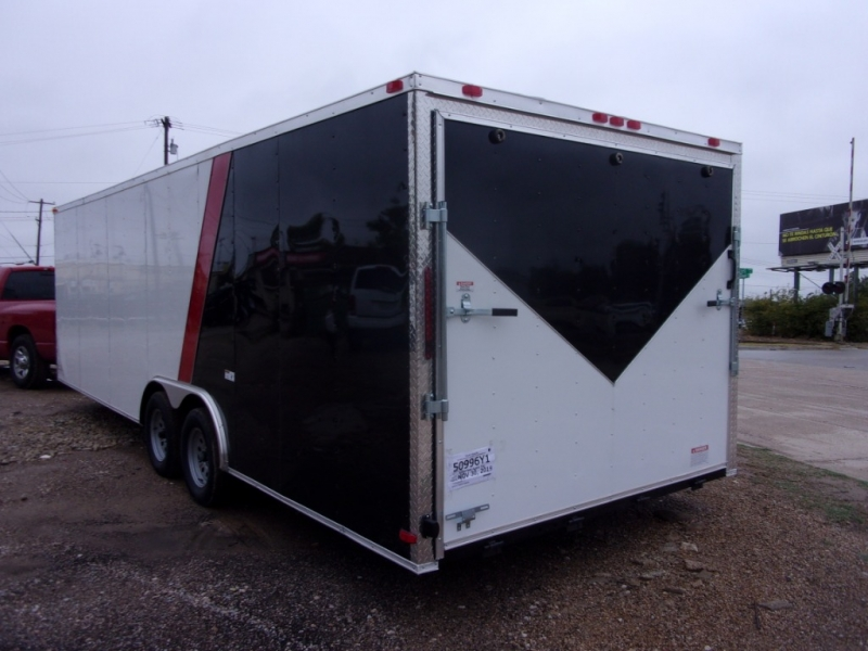 Deep South Trailers 24X9 ENCLOSED TRAILER 2020 price $4,995