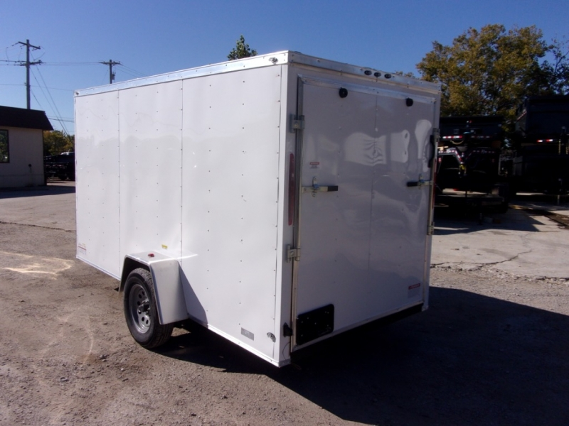 Deep South Trailers 6X12 ENCLOSED 2020 price $2,495