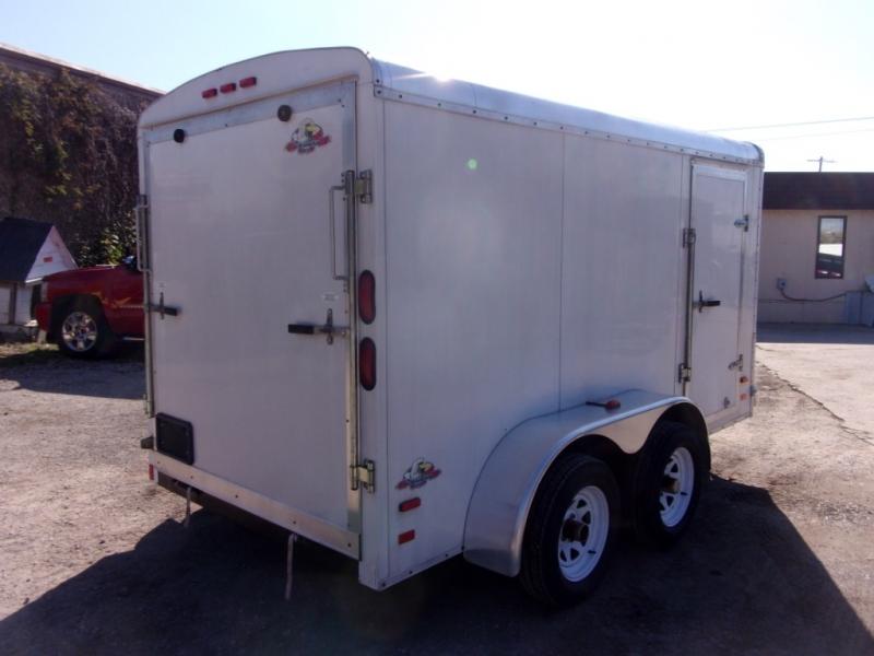 NAC 12X6 ENCLOSED TRAILER 2006 price $2,995