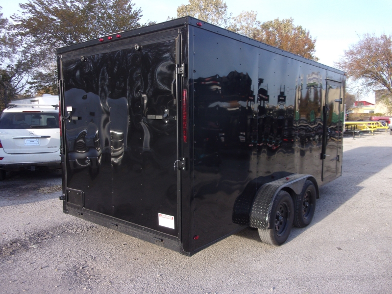Deep South Trailers 16X7 DOUBLE AXLE ENCLOSED 2020 price $4,995