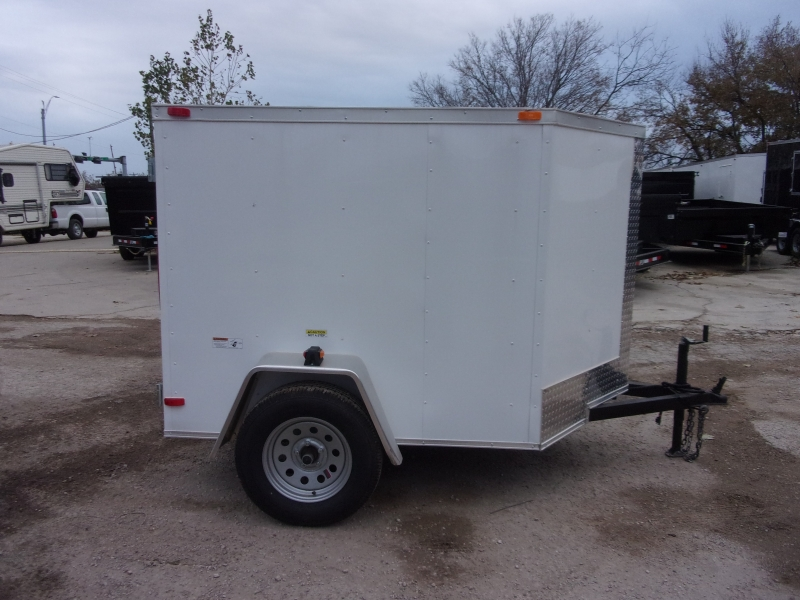 Deep South Trailers 5X6 ENCLOSED 2020 price $1,595