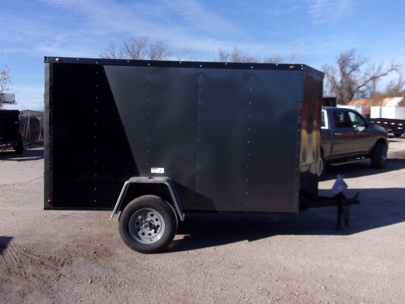 Deep South Trailers 10X4 ENCLOSED 2020 price $2,395
