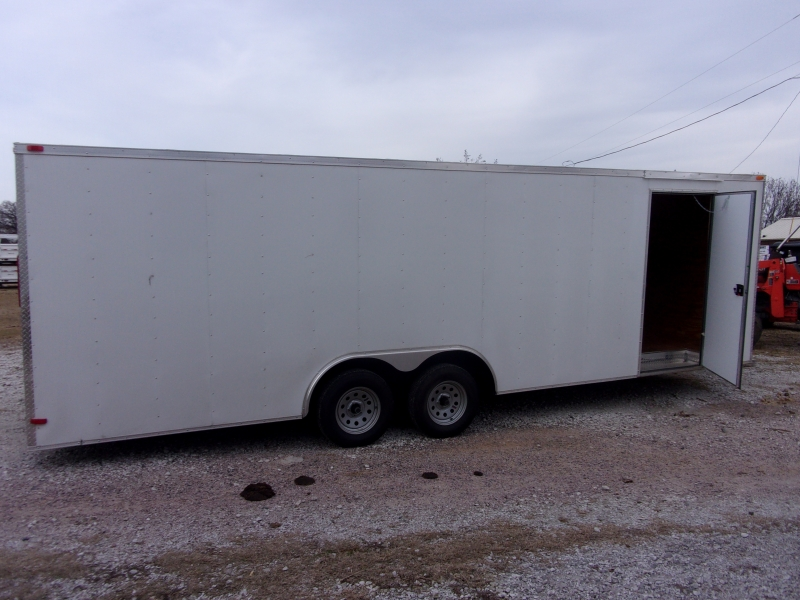 Deep South Trailers 24X8.5 ENCLOSED 2020 price $6,995