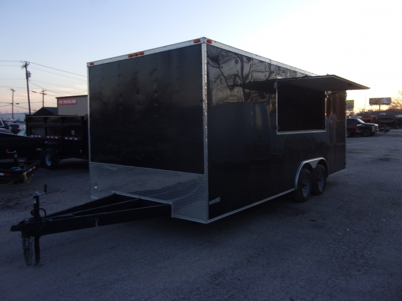 Deep South Trailers 20X8 ENCLOSED 2020 price $4,695
