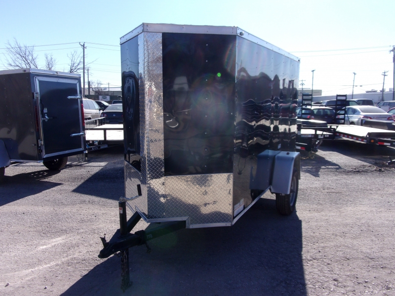 Deep South Trailers 4X10 ENCLOSED 2020 price $2,295