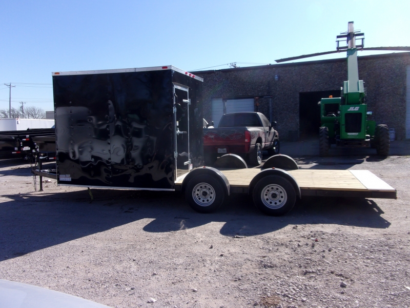 Deep South Trailers 7X20 ENCLOSED 2020 price $4,595