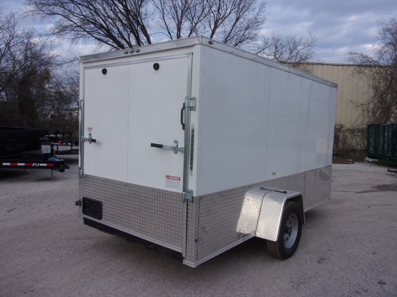 Deep South Trailers 6X12 ENCLOSED 2020 price $2,995
