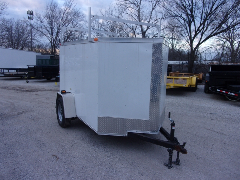 Deep South Trailers 5X8 ENCLOSED 2020 price $2,100