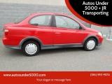 Toyota ECHO 2002