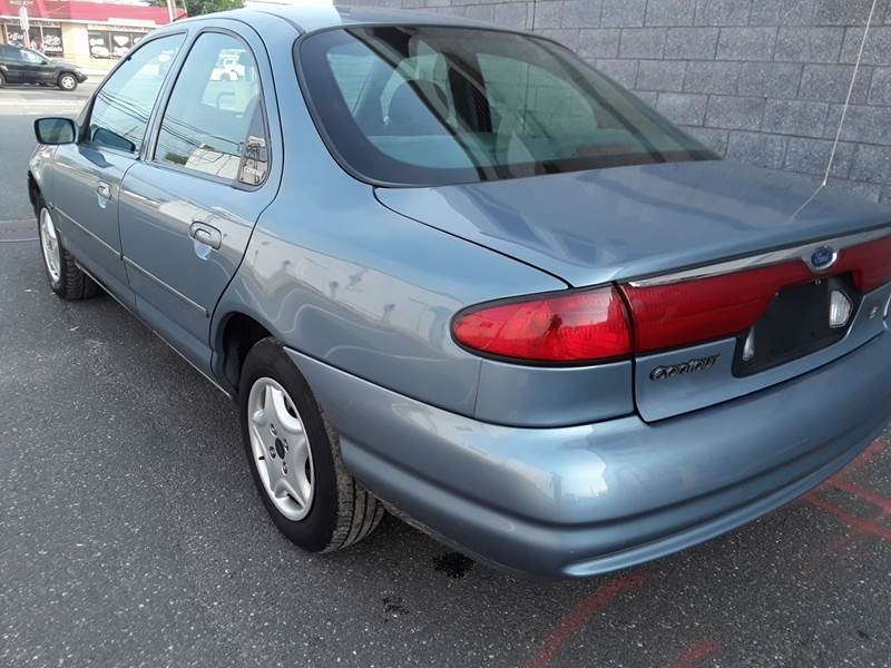 Ford Contour 1999 price $3,975