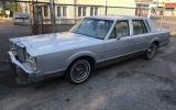 Lincoln Town Car 1985