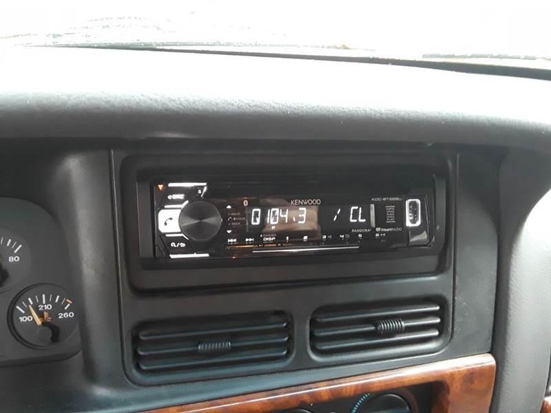 Jeep Grand Cherokee 1996 price $2,100