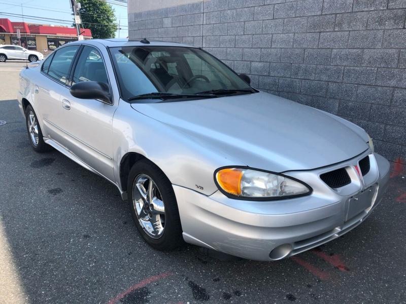 Pontiac Grand Am 2003 price $1,750