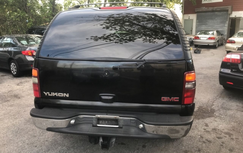 GMC Yukon 2001 price Call for Pricing.
