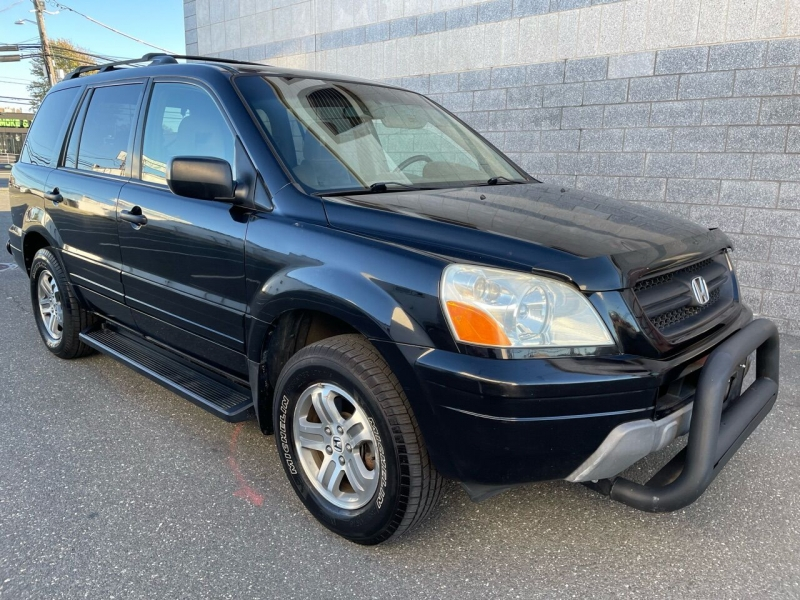 Honda Pilot 2004 price $4,800