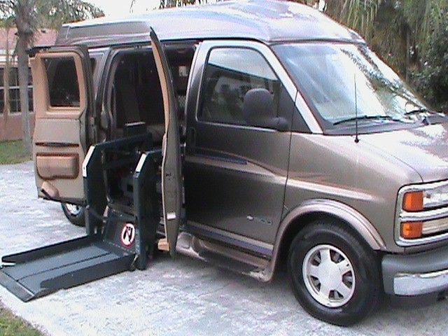 1999 Chevrolet Express Passenger