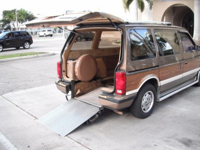 1989 Dodge Caravan 3dr LE