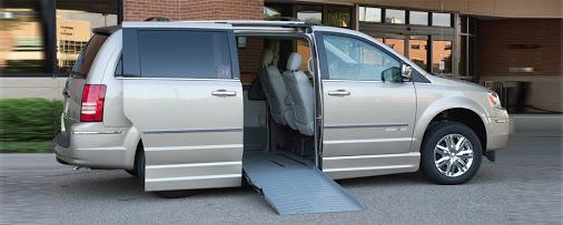 Affordable Wheelchair Vans. (704) 491-0596