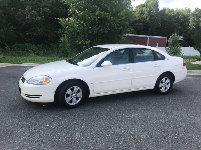 Chevrolet Impala 2008 price $3,499
