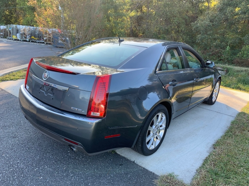 Cadillac CTS 2008 price $6,999