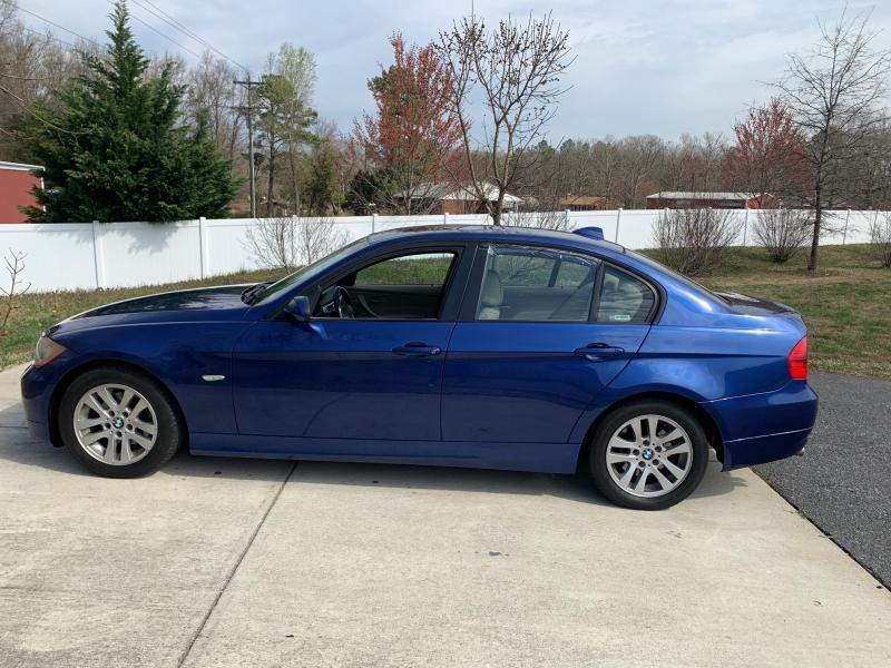BMW 3-Series 2007 price $5,499