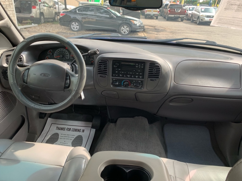 FORD F150 2001 price $5,990