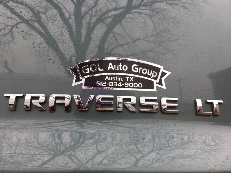 CHEVROLET TRAVERSE 2009 price $9,990