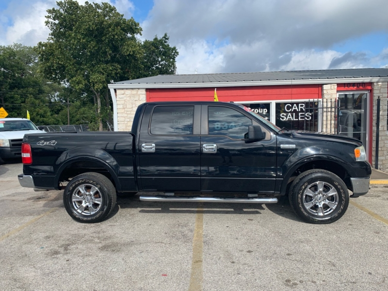 FORD F150 2007 price $8,500