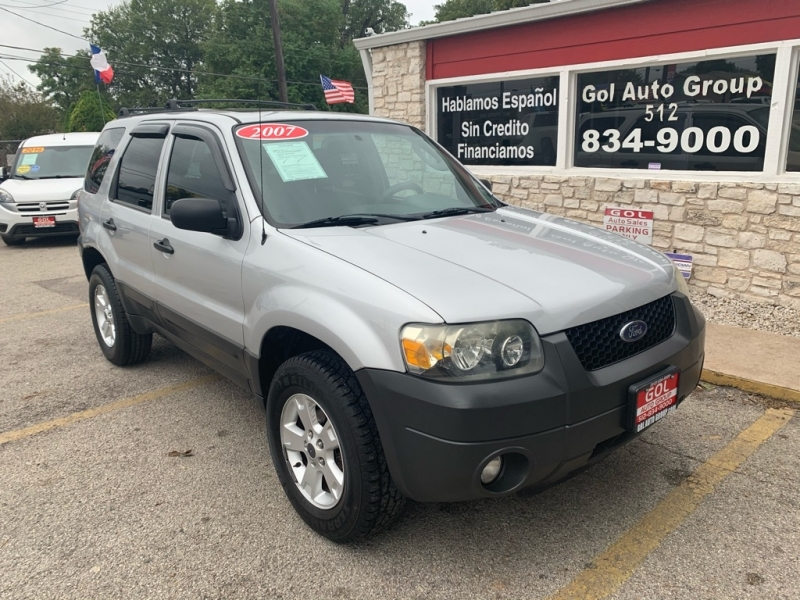 FORD ESCAPE 2007 price $5,990