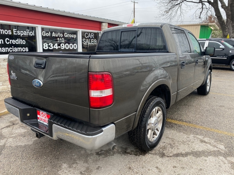 FORD F150 2008 price $11,490